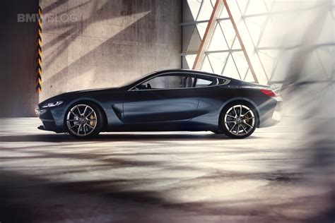 future bmw reborn first videos of the new bmw 8 series concept