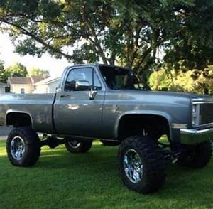 Old Chevy Lifted
