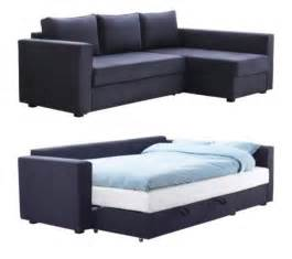 manstad sofa bed with storage from ikea apartment therapy - Ikea Sofa Bed