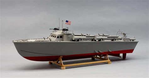Radio Controlled Motor Torpedo Boats by Hobby World Inc Formerly Of Montreal Ca