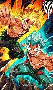 Two Times One-Hundred | Hero wallpaper, Anime, Anime prints