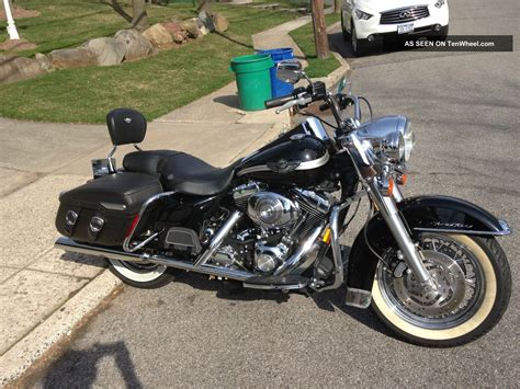 2003 Harley Davidson Road King by 2003 Harley Davidson Road King Classic Flhrc