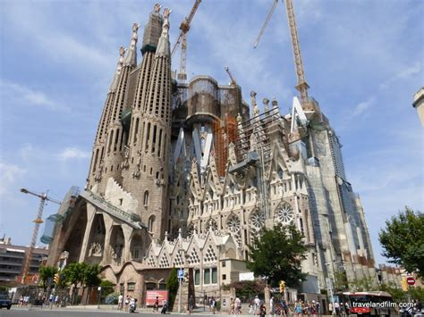 Les 14 Chefsd'oeuvres De Gaudi à Barcelone