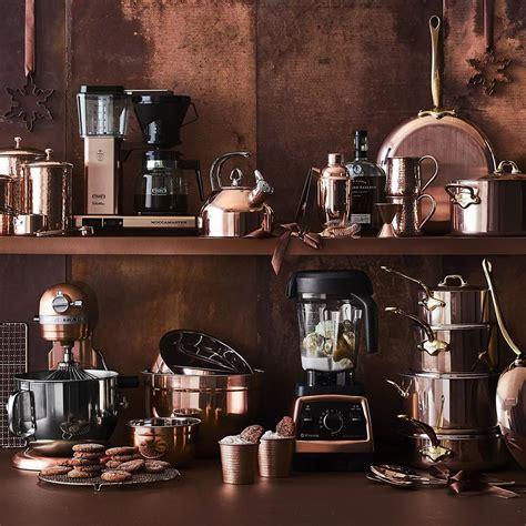 copper measuring cups set   williams sonoma au