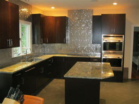 glass kitchen backsplash tiles modern backsplash modern kitchen boston by tile