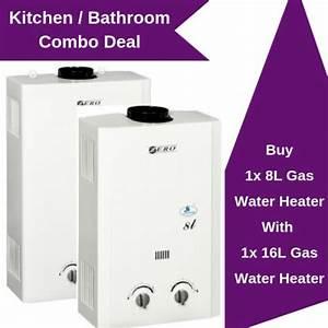 Water Heater Gas  U3010 Ads December  U3011