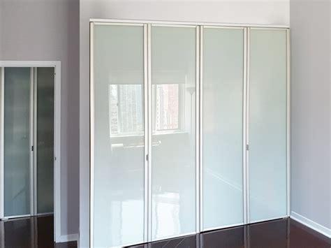 bifold closet doors creative mirror shower