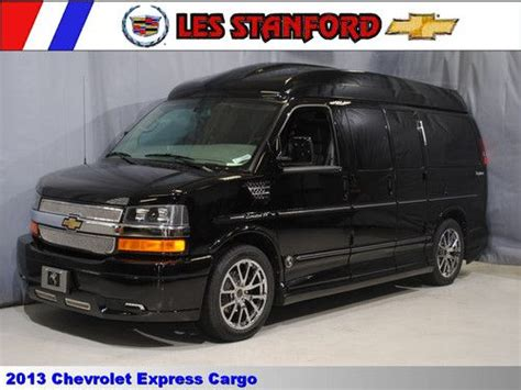 Sell New Chevroletexpress Explorer Conversion Van High