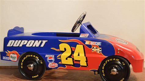 Jeff Gordon Racecar Pedal Car