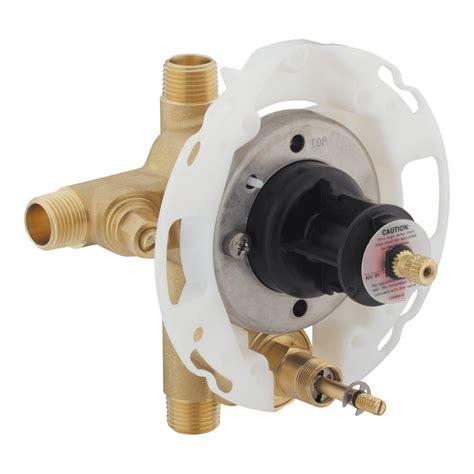 Kohler Shower Diverter by Kohler Rite Temp Valve With Diverter K 11748 Ks Na The