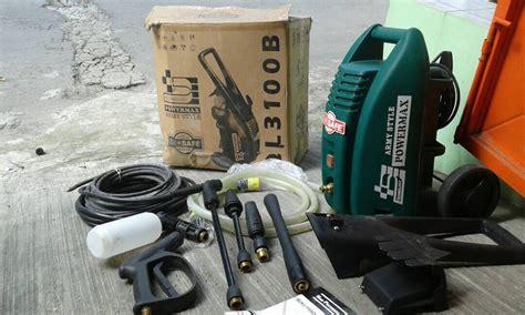 Alat Cuci Motor Diesel jual alat cuci salju mobil dan motor di lapak