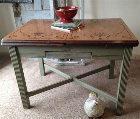 Vintage Porcelain Kitchen Tables  15 Ways To Present Your