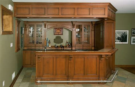 cabinet makers in my area built in home bars professional cabinet maker serving