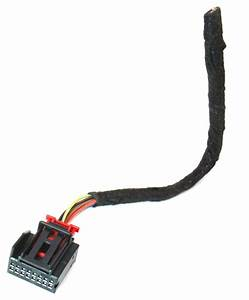 Ignition Wiring Harness Pigtail Plug 09-12 Audi A4 B8 - Genuine