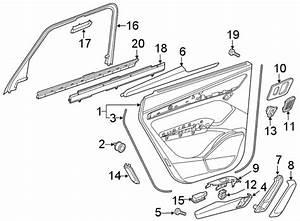 Audi Q5 Window Shade  W  Sunshade  Rear  Left  Blind