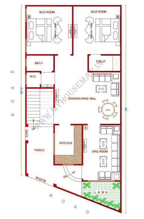 blog posts  home architectd indian house model