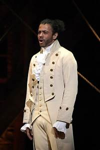 Hamilton 's Daveed Diggs on Taking Broadway By the Reins