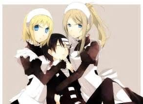 Soul Eater Death the Kid Liz and Patty