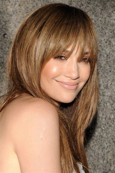 Hairstyles For With Fringe by Fringe Hairstyles Beautiful Hairstyles