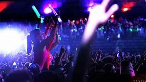 neon party gif on Tumblr