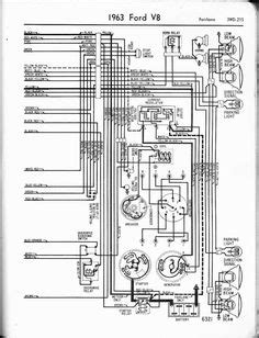 57 Ford Truck Wiring Diagram by 60 T Bird Wiring Diagram Squarebird