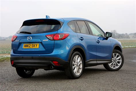 Reliability Of Mazda Cx 5 by Mazda Cx 5 Estate 2012 Running Costs Parkers