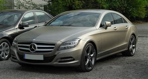 Mercedes-benz Cls 350 Blueefficiency Edition 1 (c 218