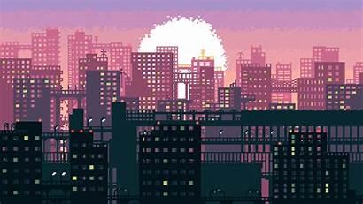 Pixel Aesthetic Background Wallpapers Pixelart Newbie Project