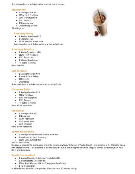 Herbalife shake recipe book | Herbalife shake, Herbalife