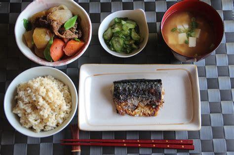 Japanese Dinner Menu 1  Japanese Cooking 101