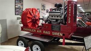 Chrysler Air Raid Siren