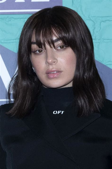 charli xcxs hairstyles hair colors steal  style