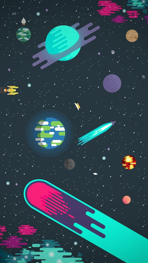 1080x1920 Kurzgesagt Iphone 7,6s,6 Plus, Pixel Xl ,one