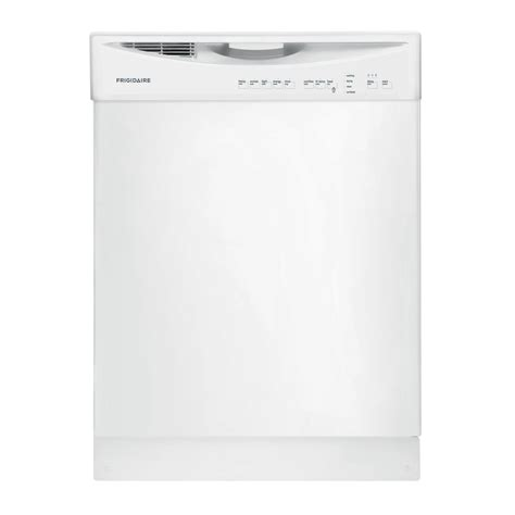 "Low Prices Frigidaire Ffbd2411nw 24"" Builtin Dishwasher"