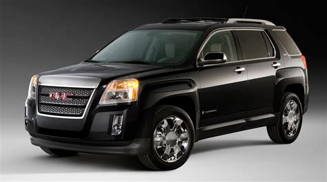 GMC Car : 2016 Gmc Terrain Reviews And Rating