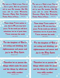 Bible Quotes For Christmas Cards. QuotesGram