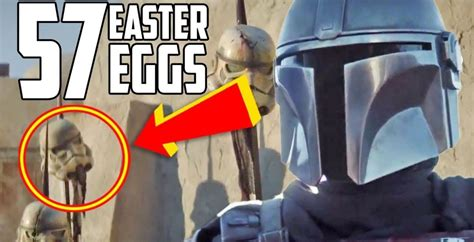 The Mandalorian Easter Eggs: Every Star Wars Reference ...