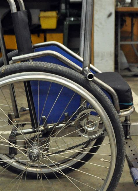 low cost road wheelchair designed for world s