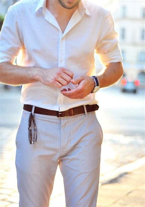 stylish  light summer men work outfits styleoholic