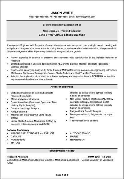 geologist sle resume sles visualcv resu with
