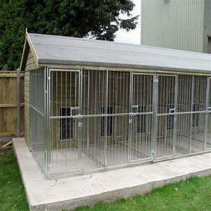 10x10x6ft outdoor chain link large dog kennels for sale for Large outside dog kennels for sale