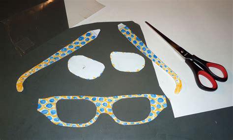 brillen clipart ausmalbilder und malvorlagen