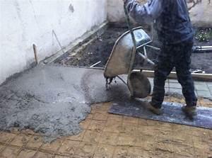 Renover Dalle Beton Exterieur : renover dalle beton exterieur coeur dunivernais ~ Melissatoandfro.com Idées de Décoration