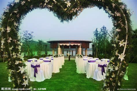 户外婚礼摄影图 室内摄影 建筑园林 摄影图库 昵图网nipic