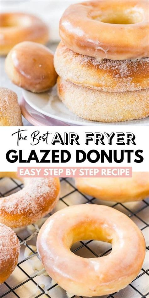 fryer air donuts recipes easy yeast recipe fried healthy platedcravings chicken scratch deep