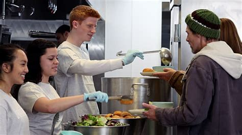 soup kitchen in soup kitchen and b roll footage getty images