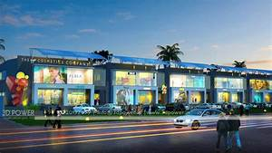 Commercial Building Design Shopping Mall Design
