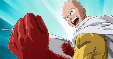 punch man manga finally readable  shonen jumps