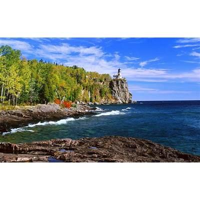 Lake Superior: Michigan Minnesota Wisconsin