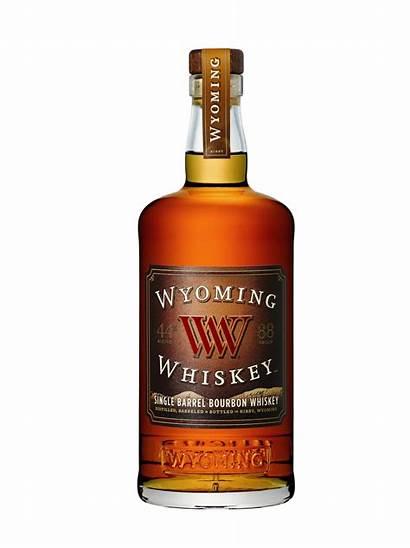 Whiskey Wyoming Bourbon Limited Barrel Cask Single